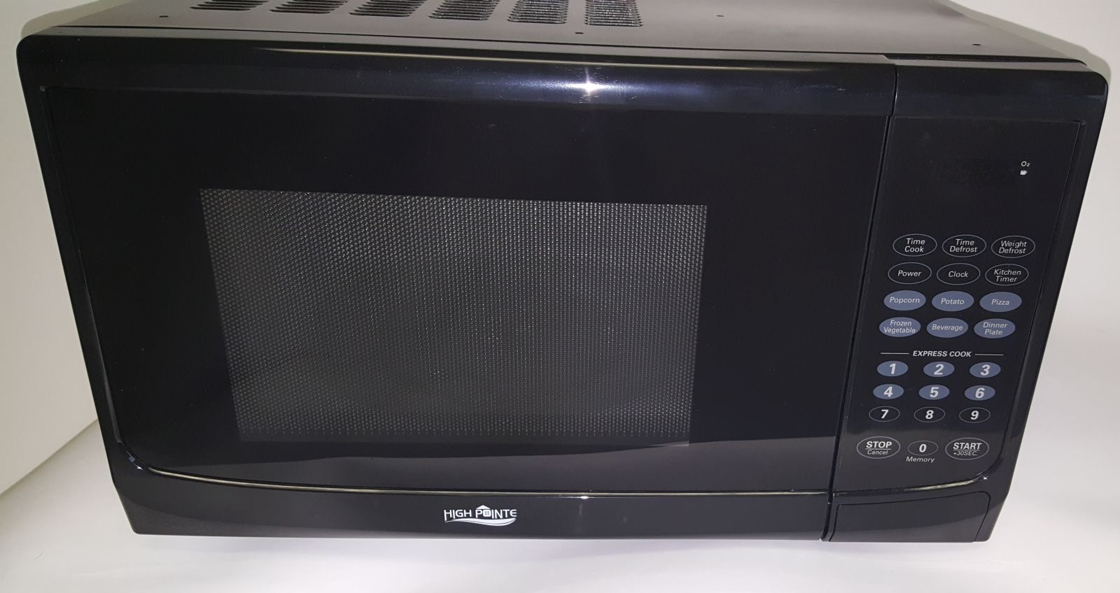 High Pointe Rv 120 Volt Microwave 1 0 Cu Ft Em925rww Clacustoms