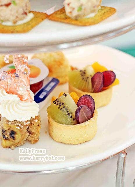 Afternoon Tea Set Penang Attraction Must Visit in Penang Kids CEO Playland Cafe KellyFrans Penang Blogger Influencer