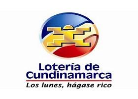 Lotería de Cundinamarca lunes 30 de diciembre 2019