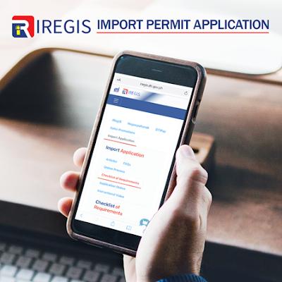 DTI Import Permit
