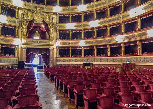 Teatro Massimo, Palermo, Sicília