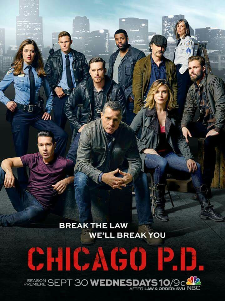Chicago PD Temporada 1 a la 7 Dual Latino/Ingles 720p