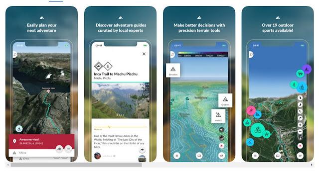 la nuovissima app per chi ama la montagna