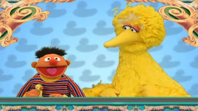 Sesame Street Journey to Ernie