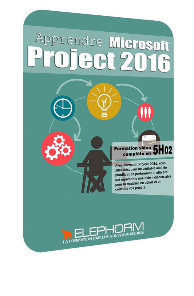 Apprendre Microsoft Project 2016