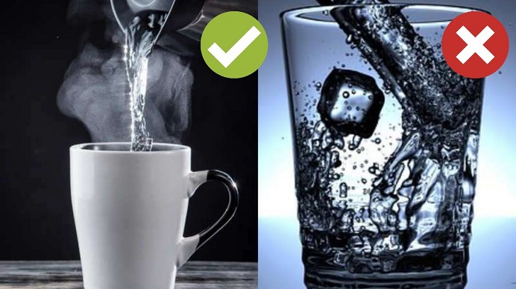 Reasons to begin the day with a glass of hot water