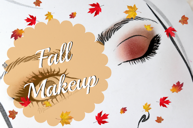 Fall make up: mes recommandations automne 2016