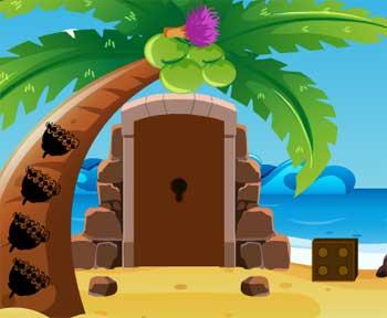 Juegos de Escape - Escape Cave Treasure