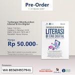 Promo Buku Tantangan Membumikan Literasi di Era Digital