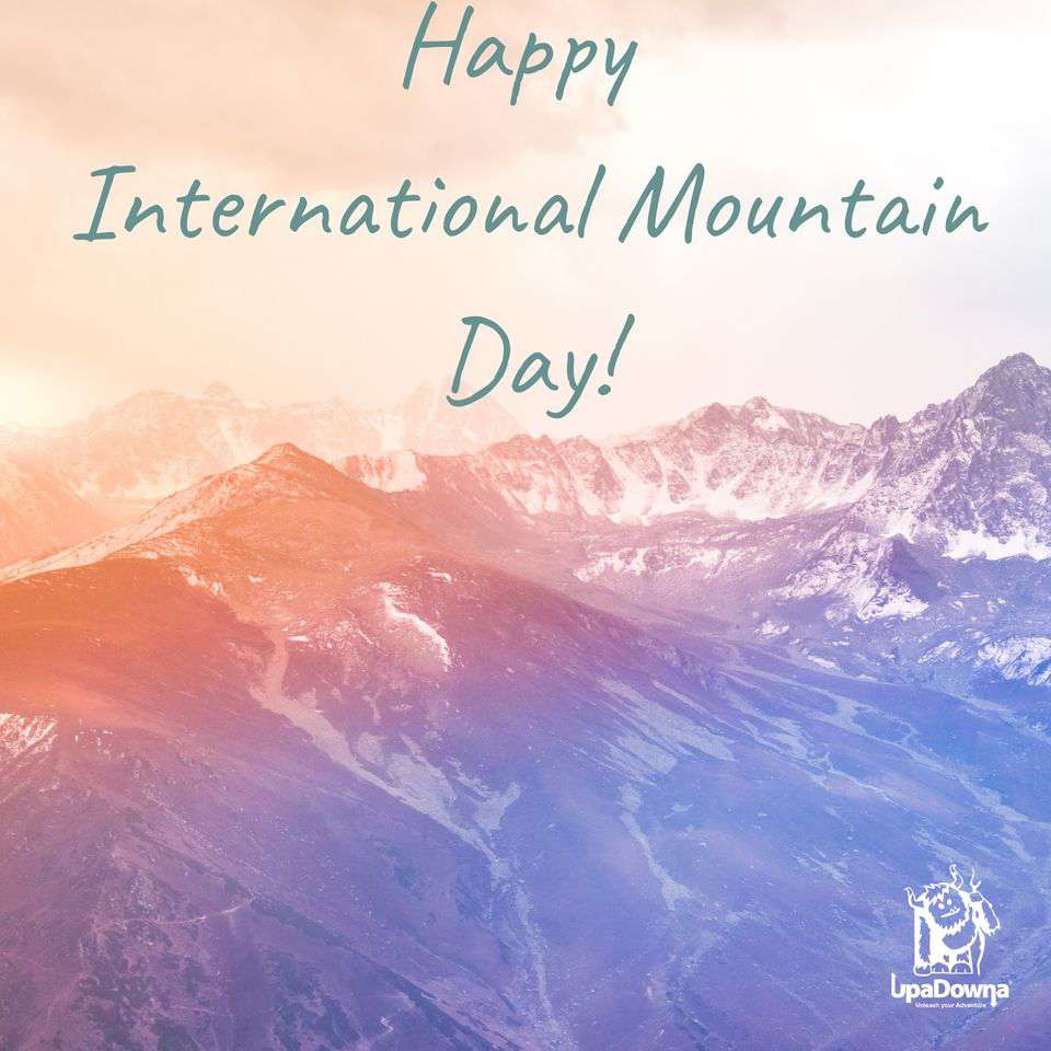 International Mountain Day Wishes Images