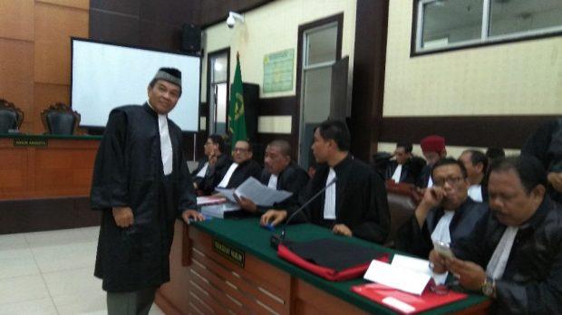 Tim Advokasi Jonru Temukan Sejumlah Kejanggalan dalam Dakwaan JPU