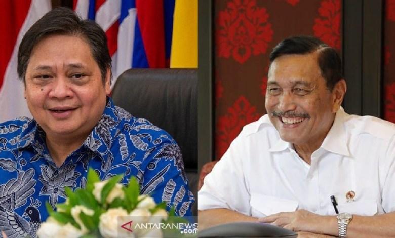 Muncul Seruan Tangkap Luhut & Airlangga: Rakyat Mati-matian Bayar Pajak, Situ Malah Ngumpet-ngumpet!