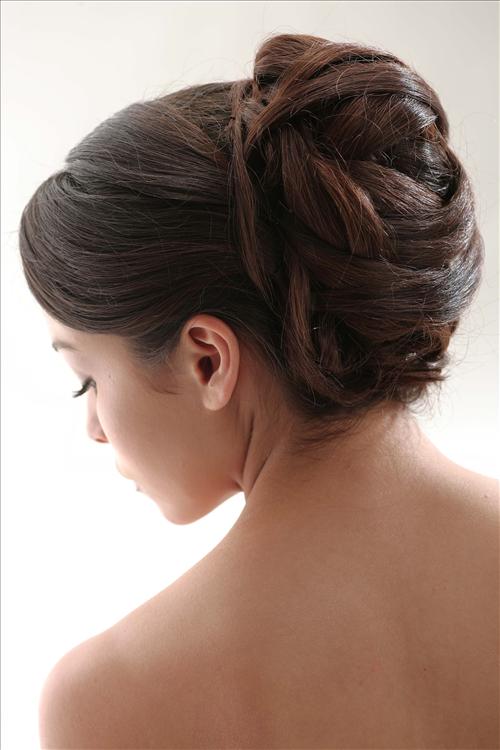 Surprising Weddig Hair 25 Wedding Updos For Long Hair Short Hairstyles For Black Women Fulllsitofus