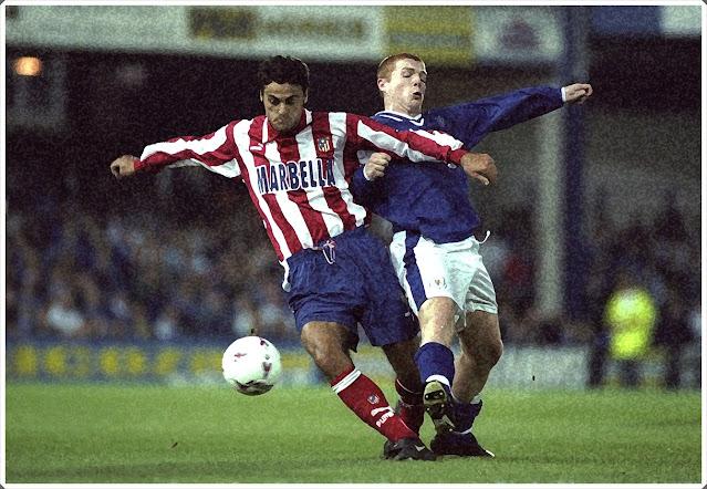 Leicester Atlético Madrid UEFA Cup