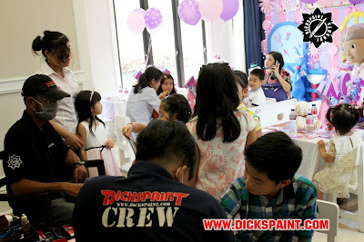 Face Pinting Kids Jakarta