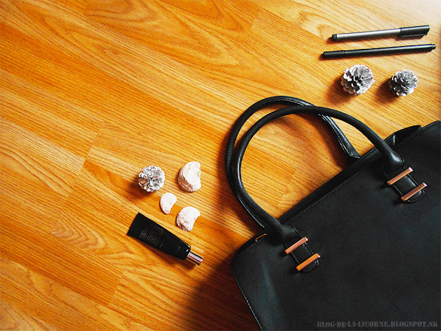 Veľká čierna kabelka Bonprix