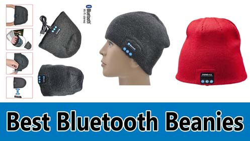 Top 7 Best Bluetooth Beanies to Buy 2019 Reviews