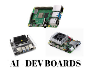 Google Coral Dev Board - Jetson Nano - Raspberry pi 4 (4GB) - for Artificial Intelligence and Machine Learning