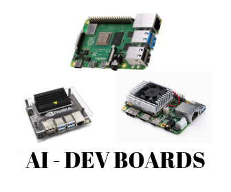 Google Coral Dev Board - Jetson Nano - Raspberry pi 4 (4GB