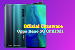 Firmware Oppo Reno 5G CPH1921