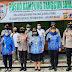 """Kapolsek Tanjung Duren Bersama Tiga Pilar,  KTJ RW 04 Kelurahan Grogol Petamburan Dijadikan Role Model """"Percontohan"""""""