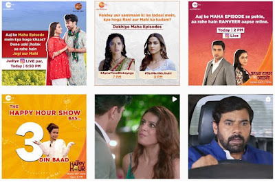 Zee TV upcoming, new, running and old serial name and list