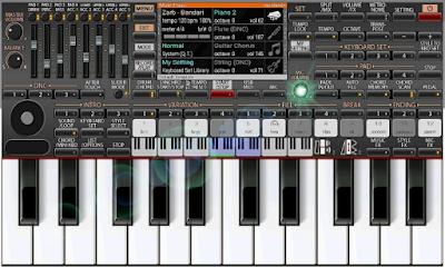 تطبيق اورج org 2018 هو تطبيق رائع جدا يحاكي البيانو الحقيقي على موبايل الاندرويد فقط، عبر هذا التطبيق يمكنك تجربة انتاج الموسيقة وكأنك تستعمل آلة الاورك باعتبارها آلة موسيقية صوتية وترية تضرب  فيها السلاسل بواسطة المطارق وتعزف باستخدام لوحة المفاتيح، عبر أزرار شهيرة باللونين الاسود والأبيض.
