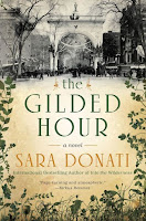 The Gilded Hour by Sara Donati book cover and review