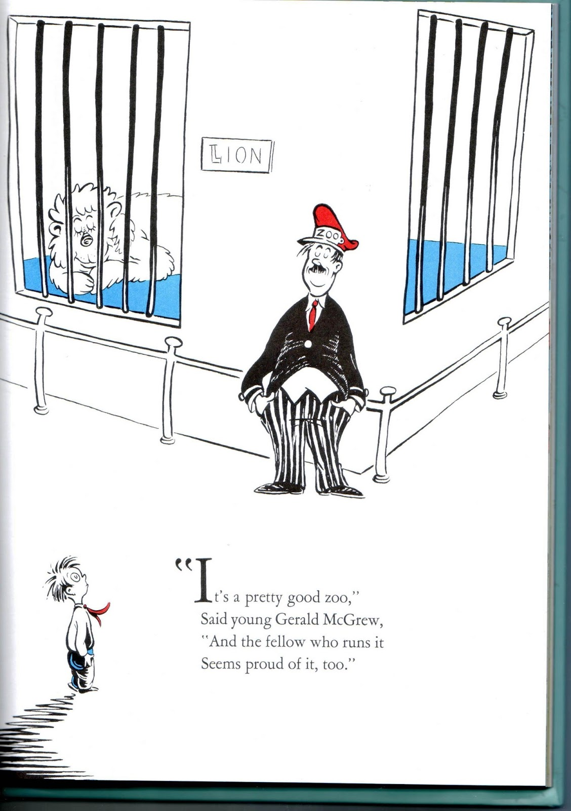 If I Ran The Zoo A Mind Blowing Nerdy Dr Seuss Classic Read