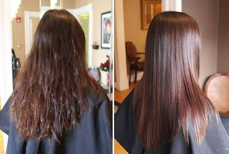 Cara Meluruskan Rambut Secara Alami Tanpa Menggunakan Catokan 91e126b5f3