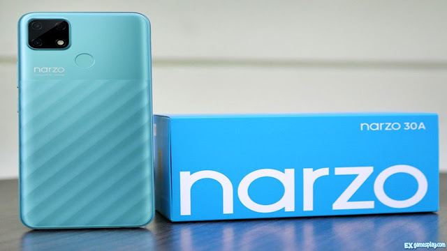Realme Narzo 30A Review - Cheap Gaming Cellphone with Jumbo Battery