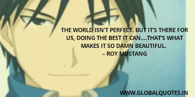 Anime quotes on motivation