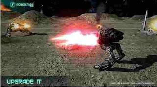 Game robot