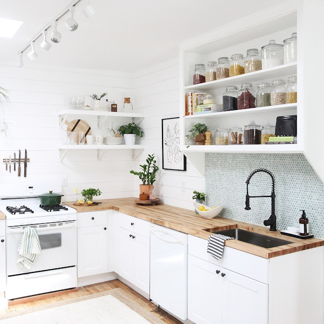 Model Dapur Sederhana tapi Cantik untuk Rumah Kecil Terbaru