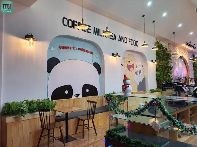 Vẽ tranh tường đẹp nhất tại Đồng Nai