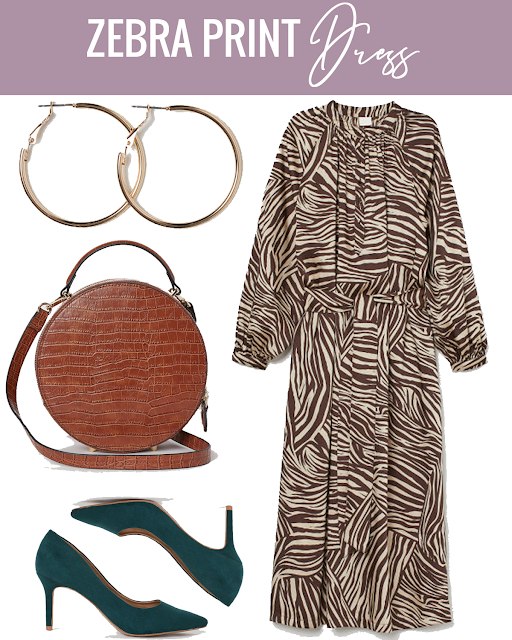Animal prints perfectly compliment those earthy jewel tones we all love to wear during the fall. With so many prints to choose from this year - snakeskin, leopard, zebra, tortoise, and zebra, just to name a few - it can be overwhelming finding different ways to style them all. If you need a little help, take a walk on the wild side with me and discover 5 different ways to wear all the animal prints this fall! #fallfashion #fashion #falloutfits #animalprint #animalprintoutfits #snakeskinsneakersoutfit #snakeskin #leopardprint #zebraprint #tortoiseshell #tigerprint