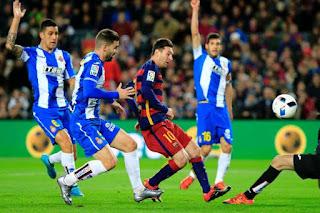 Barcelona vs RCD Espanyol