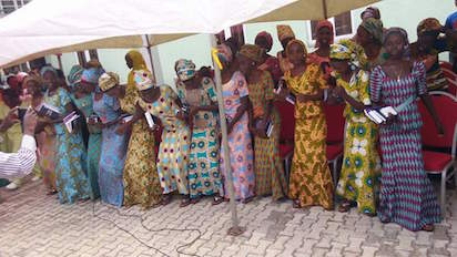 We stay without food for one month, 10 days – Chibok Girls