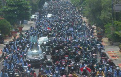 Didemo Terus, Tengku: Akankah Berujung Pemakzulan Pak Jokowi?