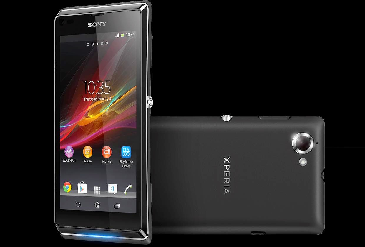 Sony XPERIA L C2105 - Android 4 2 2 - firmware 15 3 A 1 17