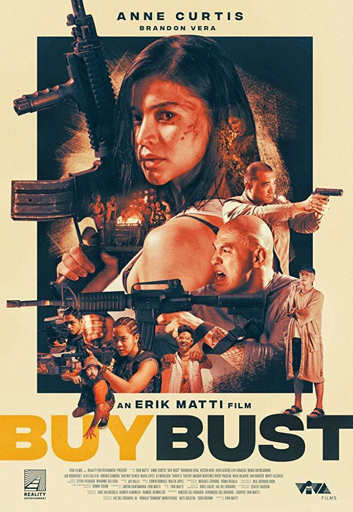 Buy Bust Full Movie (2018)