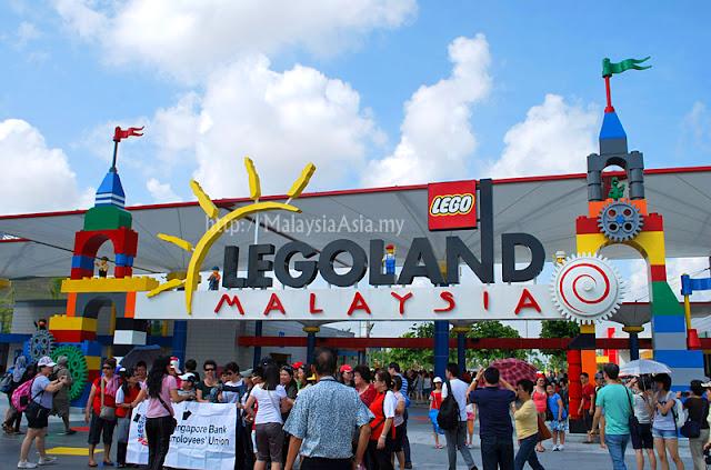 Photo of Legoland Malaysia Entrance