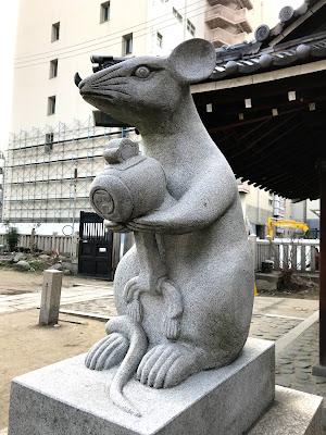 金運 大阪 大国主神社