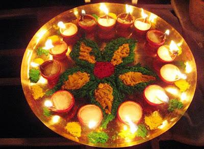 దీపావళి - Deepavali ( Diwali - The Festival of Lights )