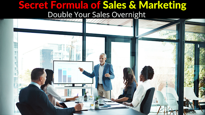 Increase Your Sales Overnight.