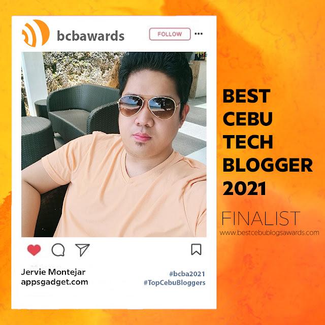 Best Cebu Blogs Awards of 2021