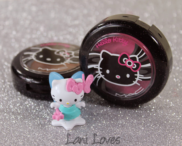 MAC Monday: Hello Kitty - Tippy and Fun & Games Beauty Powder Blush Swatches & Review