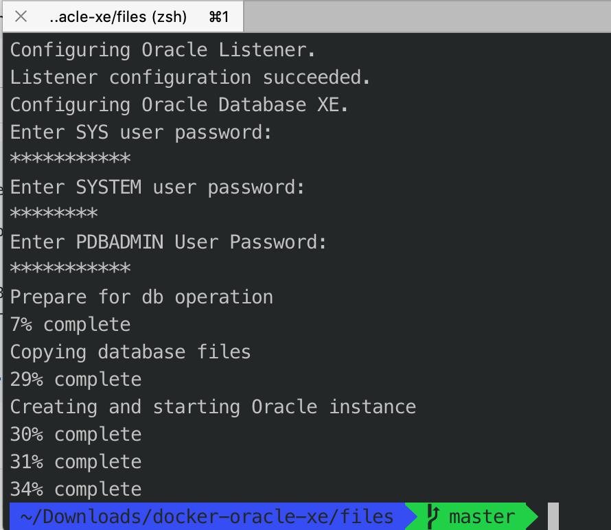 Instalar Oracle XE 18 con Docker ~ blog joedayz pe