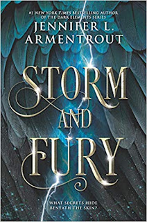 Book Review: Storm & Fury, by Jennifer L. Armentrout {The Harbinger Series, #1}