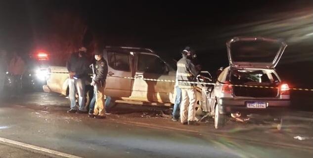 Manoel Ribas: Rapaz de 31 anos morre em acidente na PR-466
